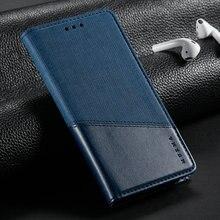 삼성 갤럭시 S20 FE 5G 플립 케이스에 대 한 고급 가죽 캐주얼 카드 슬롯 책 셸 SM G780 G781 360 s20fe에 지갑 커버를 보호