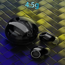 HIFI Mini In-ear Wireless Headphones Bluetooth V5.0 Earbuds Sports Waterproof Earpods Charging Box Touch Gaming Headset