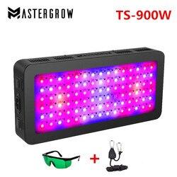 3 sztuk 9000W 1200W 2000W podwójne chipy oświetlenie LED do uprawy pełne spektrum 410 730nm czerwony/niebieski/biały/UV/IR dla rośliny doniczkowe|Lampy LED do hodowania roślin|Lampy i oświetlenie -