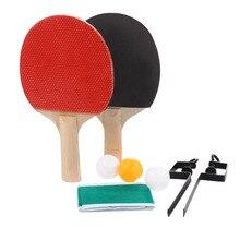 Лучшие предложения, стойка для пинг-понга, качественные ракетки для настольного тенниса, набор для пинг-понга, регулируемая сетчатая стойка...