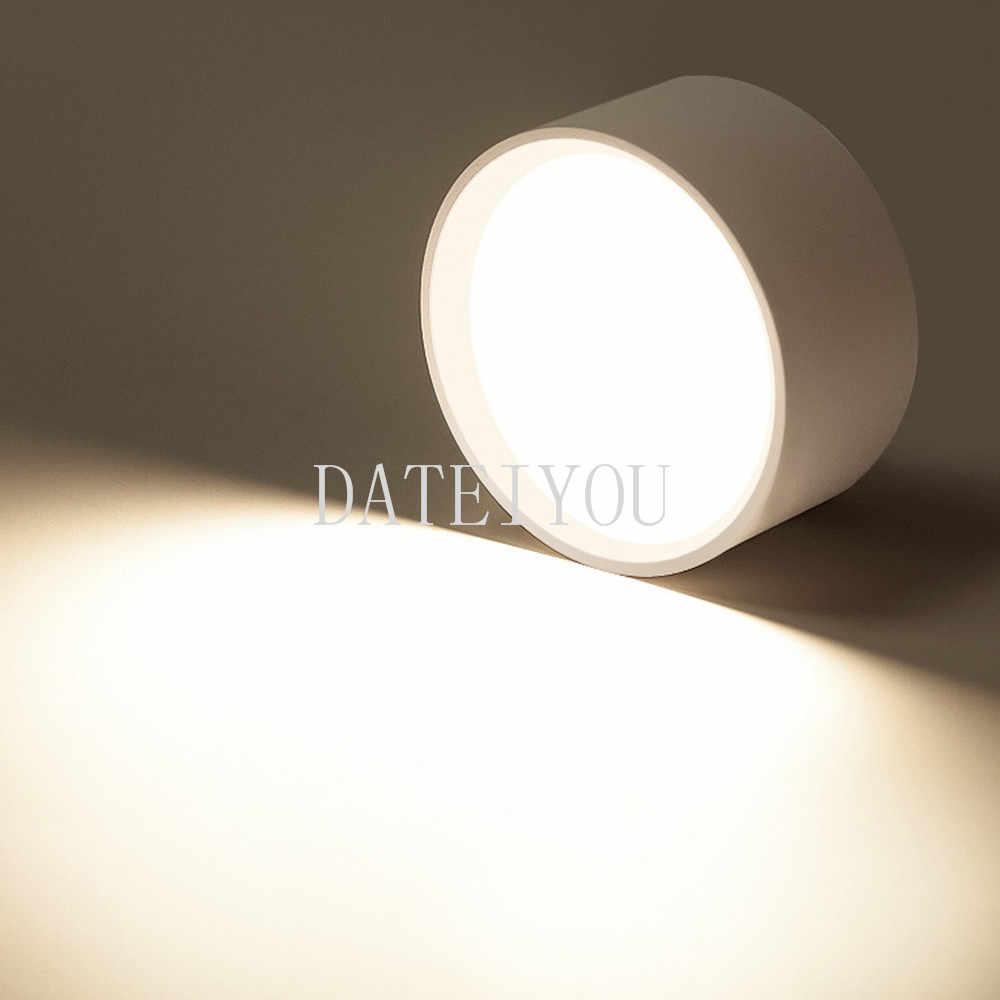 LED Antifogging Patch Suction Dome Lampu Cahaya Dipasang Downlamp Suction Dome Aluminium Sangat Tipis