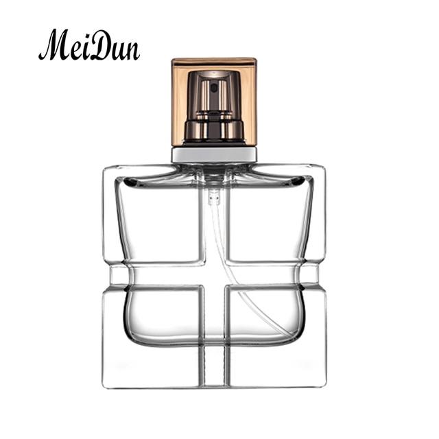 MEIDUN Black Code Perfume For Women 40ml Woody Floral Fragrance Female Deodorants Lady Antiperspirants 1