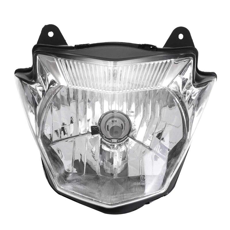 Motorcycle Front Head Light for Yamaha Ybr 125 Headlight Motorbike Parts Motor Light Assembly   - title=