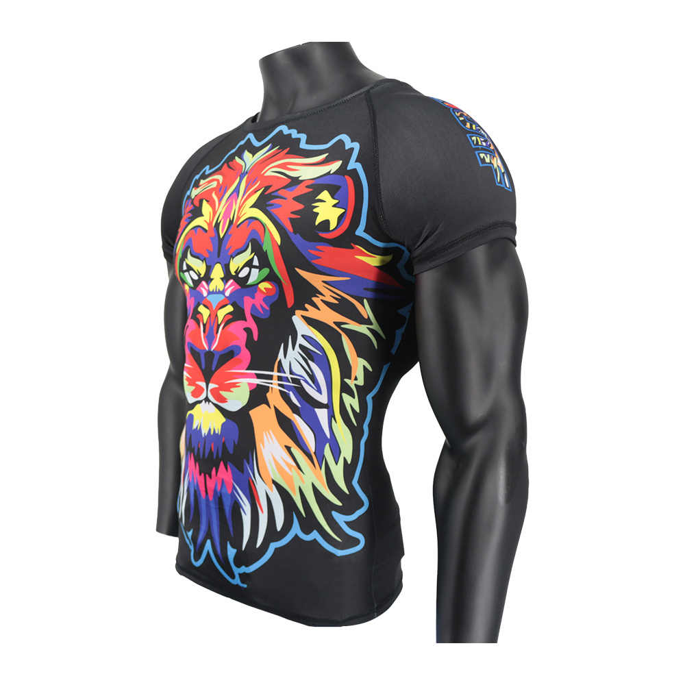 Sotf Mma Snake Head Tiger Muay Thai Survival Boksen Jerseys Boksen Sweatshirt Mma Mannen King Boxing Shorts T-shirt Mma sauna Pak