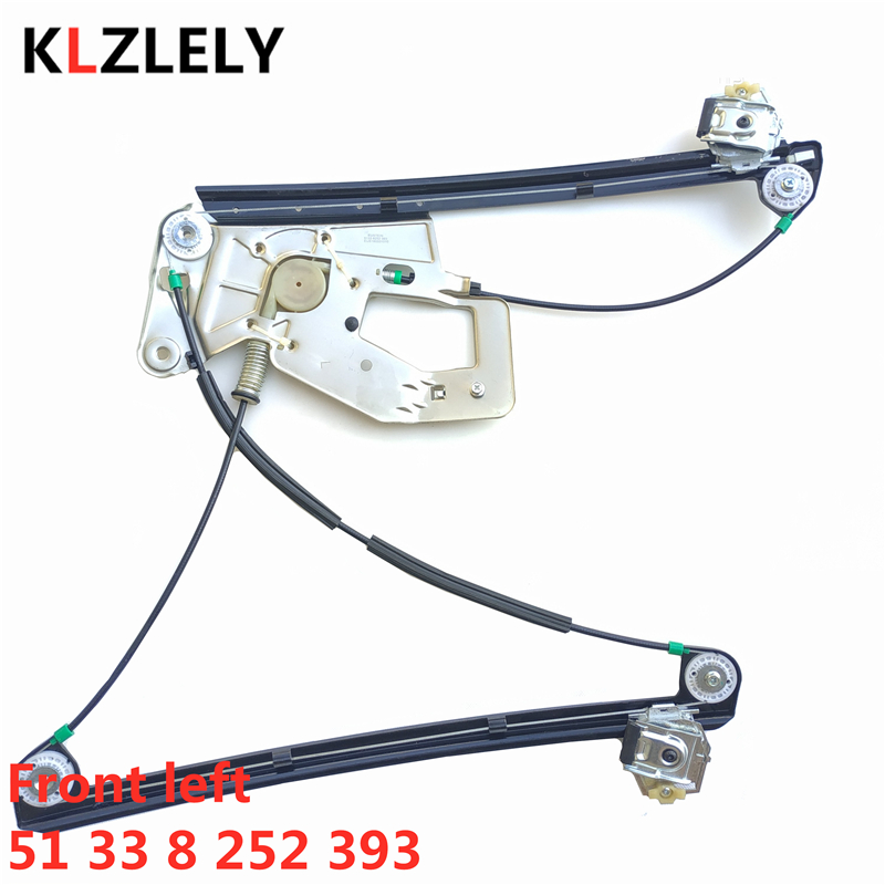 For BMW E39 520 523 525 528 530 535 540 I D M5  Left Front Window Regulator 51 33 8 252 393