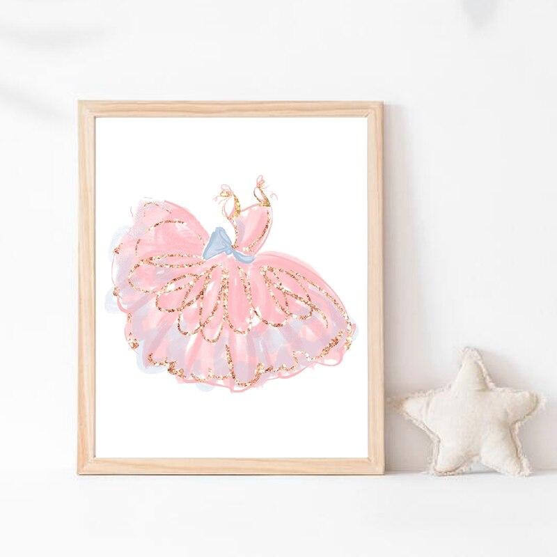 Ballerina Canvas Art Prints