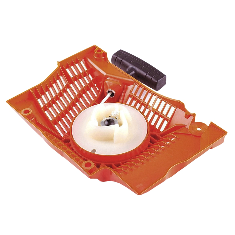 BMBY-Rewind Recoil Starter Kits Fits For Husqvarna 362 365 371 372 372Xp Chainsaw Parts