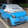 1 комплект  специальное покрытие для автомобиля  защита от солнца  пыленепроницаемый автомобильный чехол для 2009-2019 Mercedes smart fortwo 453 forfour 451