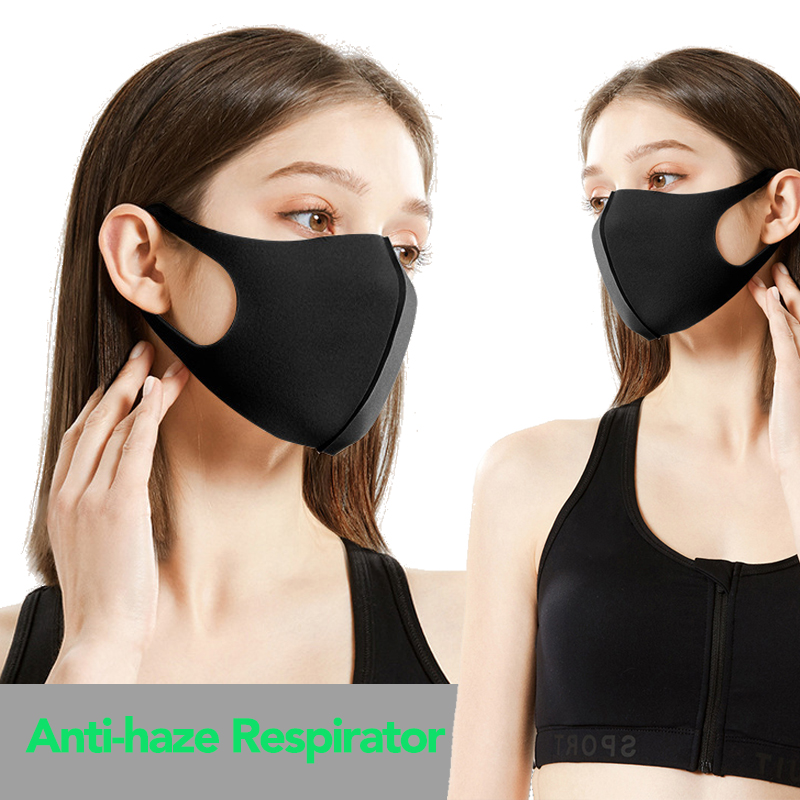 Coslony Washable Face Mask Cycling Anti Dust Warmer Environmental Mouth Face Mask Surgical Respirator Mascarilla Mouth Cover
