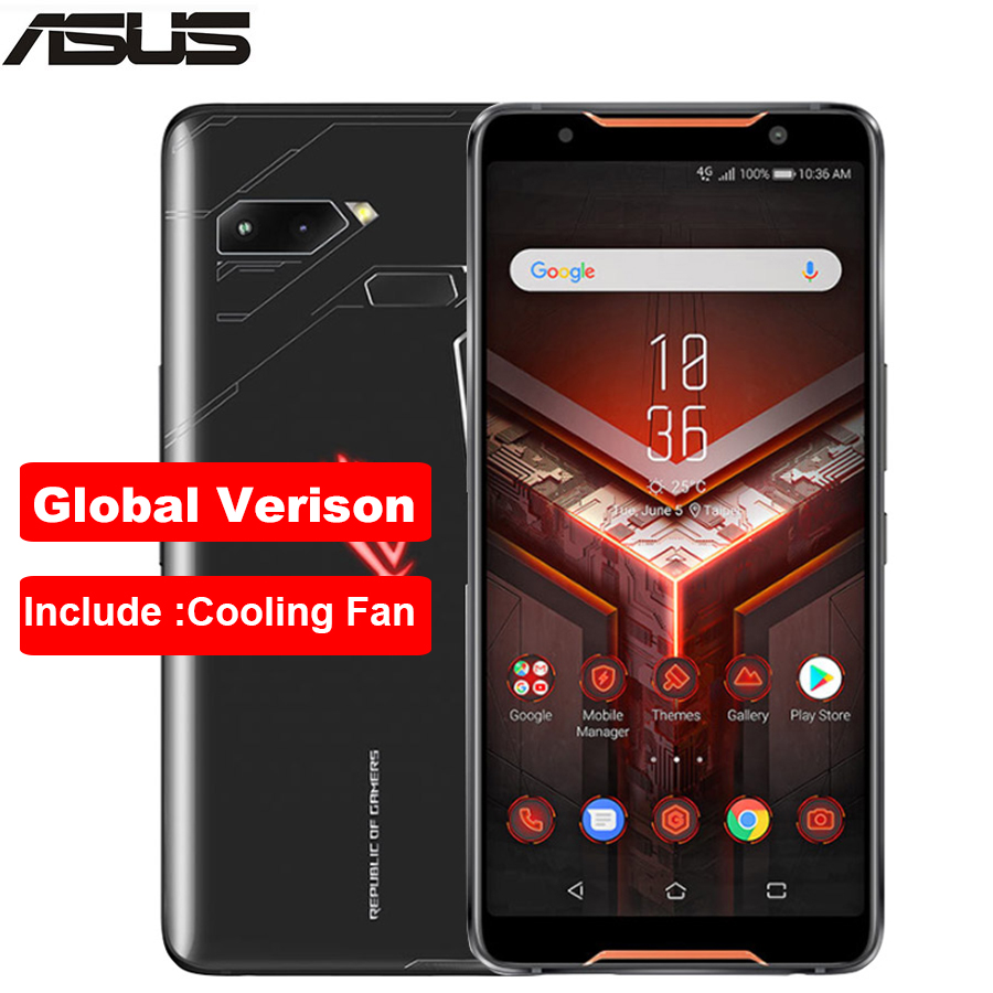 Global Version  ASUS ROG Phone ZS600KL 6.0