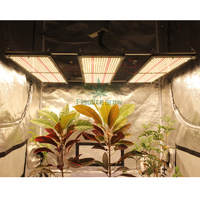 2020 Latest Samsung LM301B/LM301H HLG 600W Dimmable V3 Samsung Board with Deep Red 660nm UV IR DIY Led Grow Light