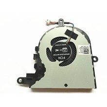 Ventilador de refrigeração cpu portátil para dell latitude 3590 l3590 e3590 para inspiron 15 5570 5575 ventilador cooler fx0m0 0fx0m0
