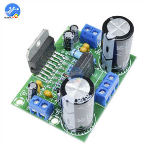 Image 4 - TDA7293 Mono Amplifier Board Digital Audio tablero amplificador AC 12 50V 100W speaker Board Module operational amplifier