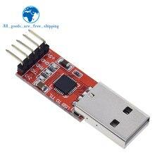 TZT – câble de téléchargement USB vers TTL série UART STC PL2303, mise à niveau de la ligne Super brosse rouge CP2102