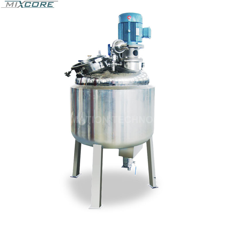 MF-100 Explosion Proof Stainless Steel Mixing Tank