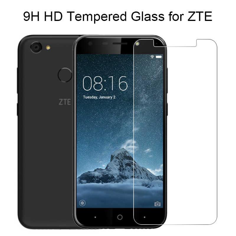 9H Tempered Glass untuk ZTE Blade S6 Plus S7 9H HD Toughed Kaca untuk ZTE Nubia X x3 X5 X7 X9 Layar Kaca Di ZTE Nubia D2 D6
