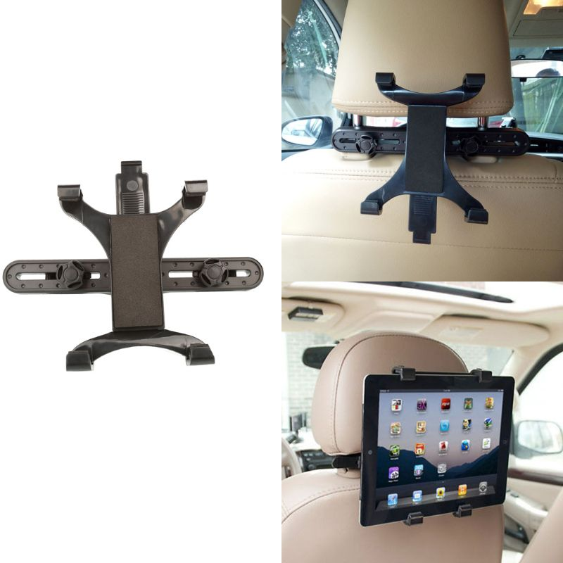 2 X Universal Headrest Car Seat Holder Mount for iPad Samsung Huawei Lenovo