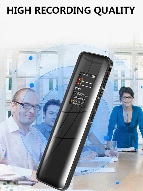 цифровой диктофон v95 32 гб 64 многофункциональный 5 чувствительный фотография