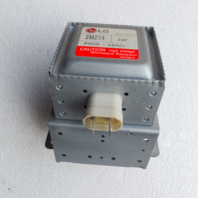 Magnetron 2M214 For LG 2M214 39F Microwave Oven Parts Magnetron Refurbished