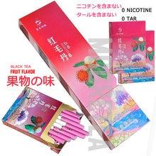 Frutas aromatizadas chá fumar cessação cigarro para parar de fumar fumo tabaco cigarros parar de fumar tubo de fumo