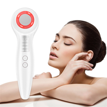 RF Facial Beauty Machine Face Eye Skin Lifting Tighten Wrinkle Removal Vibration Massage Device LED  Therapy Skin Moisture Tools