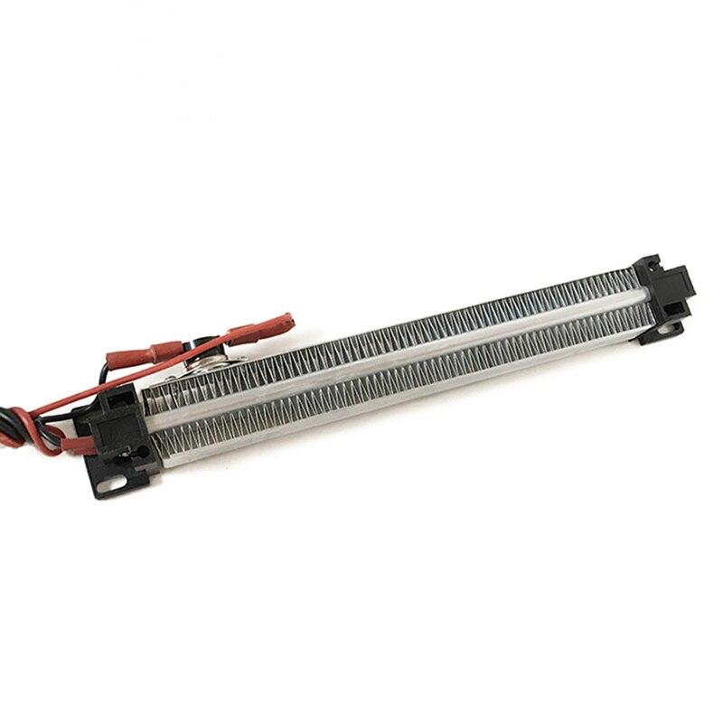 500W AC DC 220V Insulated PTC ceramic air heater Electric heater