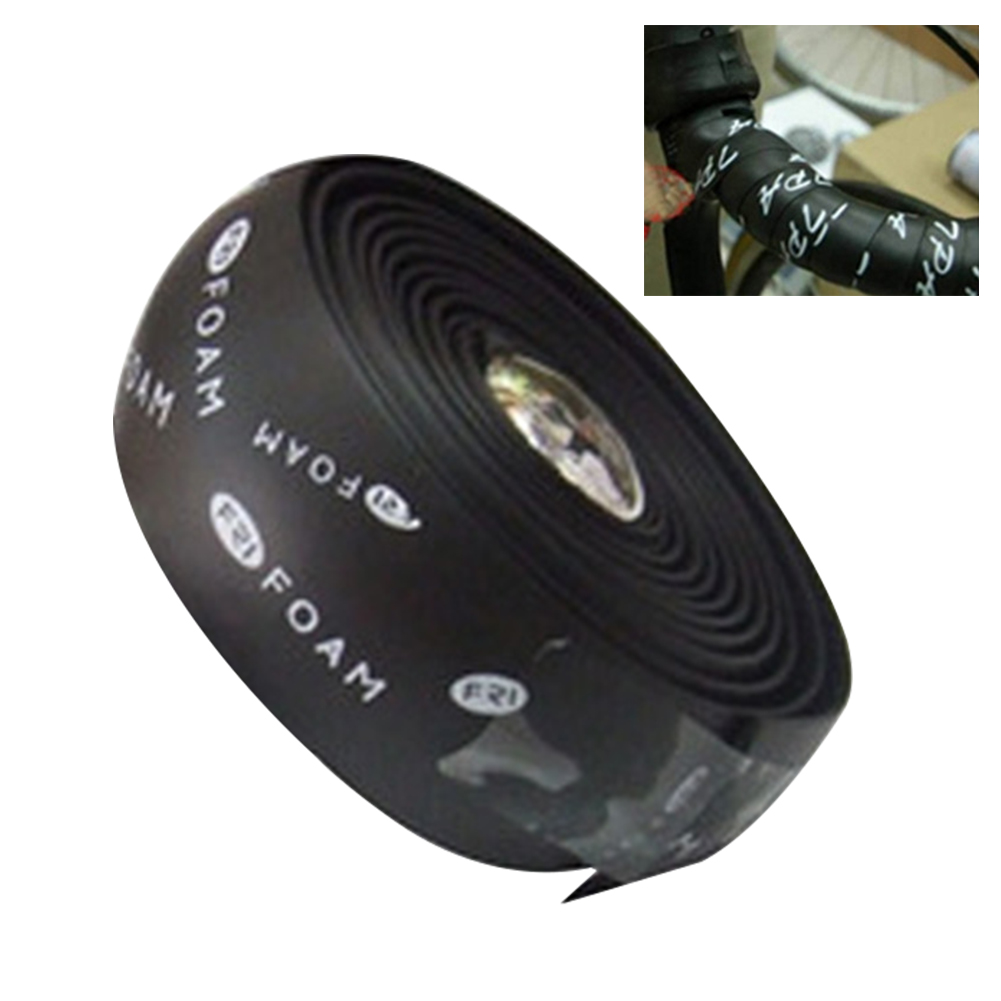 Extensible Winding Rubber  Tape Washable High Density Non Slip Shock Absorb Bike Mount Comfortable Wrap Cycling