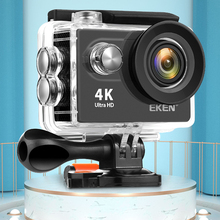 Waterproof Helmet Video-Recording-Cameras Sport-Cam Wifi 30fps Eken H9r Ultra-Hd 170D