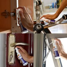 100ml Rust Remover Window Inhibitor Wheel Hub Screw Derusting Spray for anti-rust Metal Parts Car Maintenance