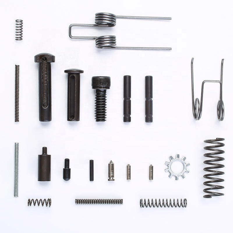 Булавки, пружины и обнаружения Mil-Spec, усиленные детали AR15, комплект нижних частей, подходят для пистолетов 223