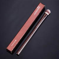 Sanduhr ALLE ÜBER LIDSCHATTEN PINSEL No.3-Metall dark-Bronze Griff Basis Lidschatten Form Blending Kosmetik Schönheit Werkzeuge