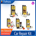 Автомобильный светильник, набор для восстановления, польский налобный осветлитель, сделай сам, для автомобильных головных ламп, линзы, глуб...