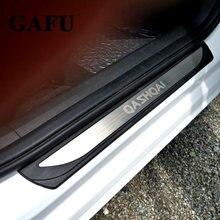 Автомобильный Стайлинг для nissan qashqai j11 аксессуары порога
