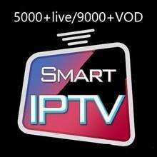IPTV Subscription France italia portugal ip tv lista españa nederland germany for smart iptv smarters abonnement m3u
