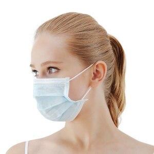 Image 2 - 50Pcs Individuele Pakket Anti Virus Masker Anti Stofmasker Wegwerp Mond Neus Gezichtsverzorging Maskers Schoon Zachte masker Voor Volwassen