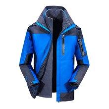 Стиль открытый ветрозащитный Анти-пыль теплый плащ куртка альпинизм Рыбалка Путешествия мужская куртка