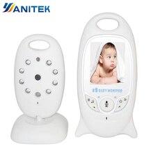 Nanny-Camera Temperature-Monitoring Radio Baba Video Bebe Electronic Babysitter VB601