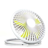 KBAYBO Quiet USB Desk Fun Personal Mini Fan 180 Degree Rotation USB Cable   compatible with Computers Portable Chargers|Fans| |  -