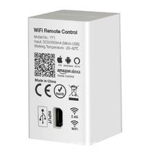 Milight YT1 WIFI LED Controller Remote Amazon Alexa Voice Control WiFi Wireless & Smartphone APP work with Mi.light 2.4G Series miboxer yt1 remote wifi led controller amazon alexa voice control wifi wireless