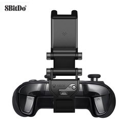 8BitDo Mobile Phone holder Gaming Clip for Xbox Controllers Gaming Stands Controller Clip Extender Stand Holder for Xbox Gamepad