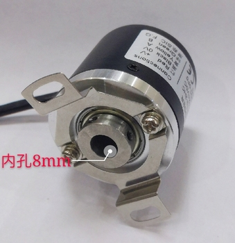 The 24V Incremental Rotary Hollow Shaft Encoder ZKP3808 Replaces The 1024 Line PNP Output Of AB Phase 000 Pulse
