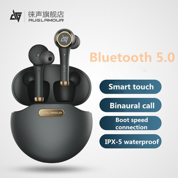 Auglamour AT-1 Bluetooth 5.0 TWS Earbuds Wireless earphones  1