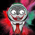 Joker montre hommes haut marque de luxe mode personnalité alliage Quartz montres hommes édition limitée montre de créateur nouveauté 2019|Montres à quartz| |  -