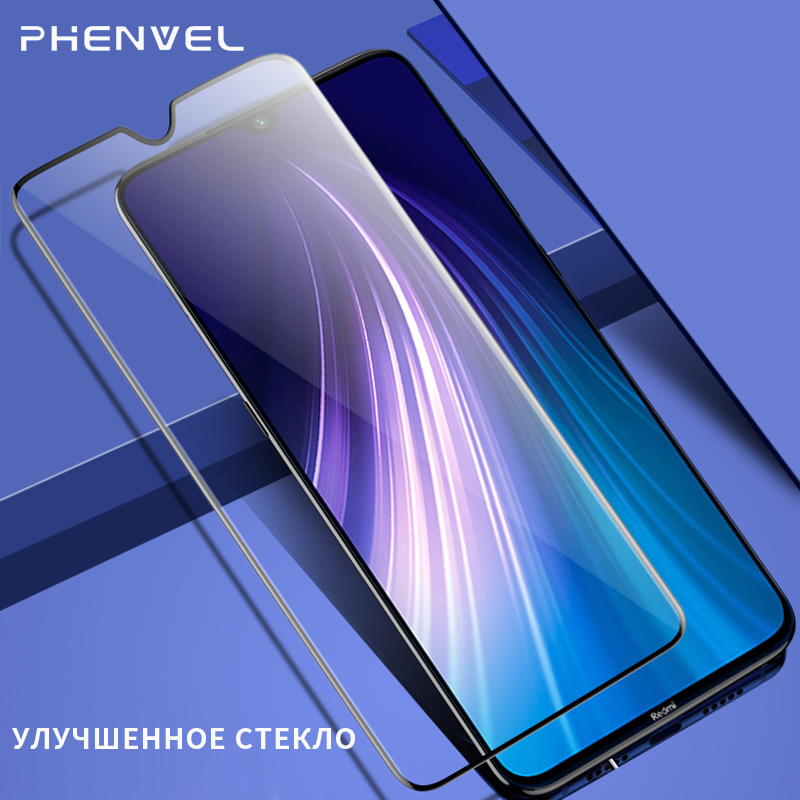 Enhanced Screen Protector For Xiaomi Redmi Note 8T 8 Pro 7 Oleophobic Tempered Glass Redmi 8a 7a 6 Note 8 Pro Protective Glass