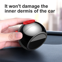 Mini Metal Car Air Freshener For Dashboard Auto Air Outlet Aromatherapy Car Diffuser Solid Perfume Flavoring For Car Home 2