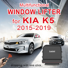 car windows auto roll up/down device For KIA K5 2015-2019 power Window Closer & Open Closing Kit