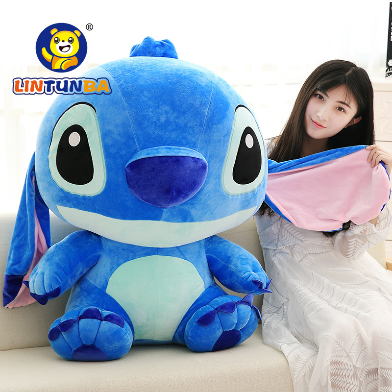 Dolls Toy Stitch Plush-Toys Birthday Christmas-Gift Stuffed Baby Kawaii Lilo Children's