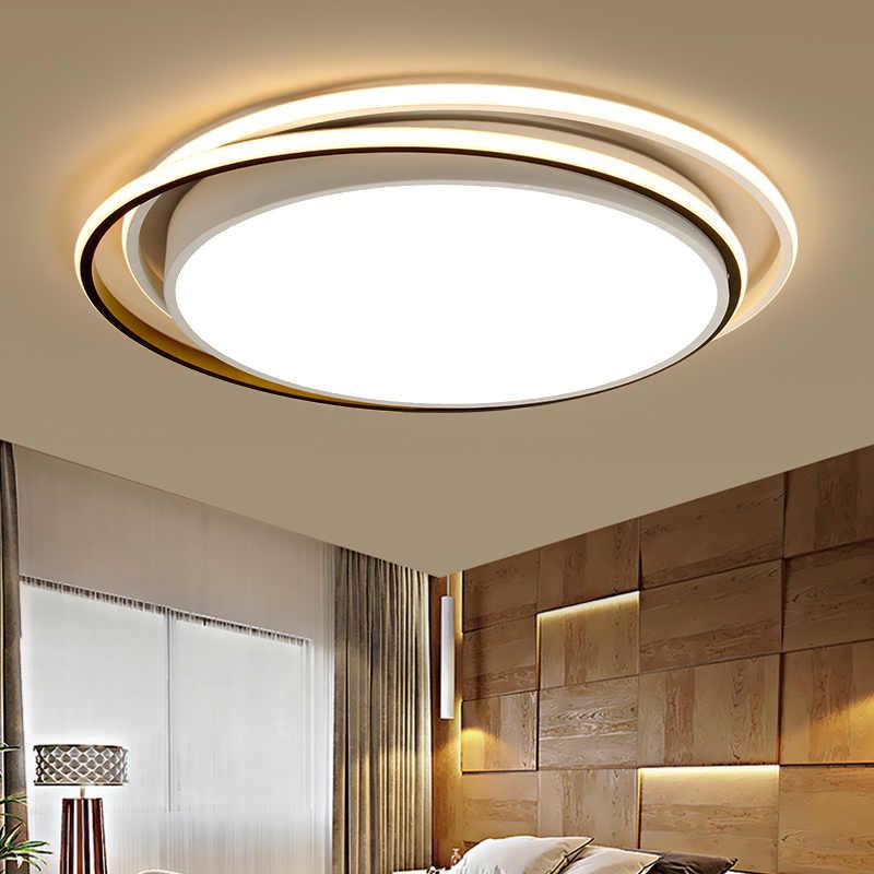 Led Modern Ceil Light Kids Room Acrylic