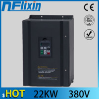 22KW 380V 3Phase Input 45A Frequency Inverter Triphase 3 Phase Output VFD Frequency Converter Motor Speed Controller 50/60Hz
