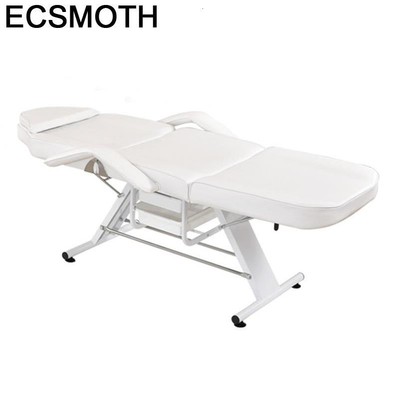 Foldable Lettino Massaggio Chair Cama Para Masaj Koltugu Mueble De Salon Camilla Masaje Plegable Table Folding Massage Bed